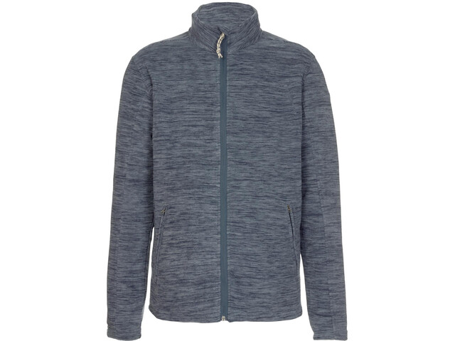 killtec Agam Fleece Jas Heren, jeansblue